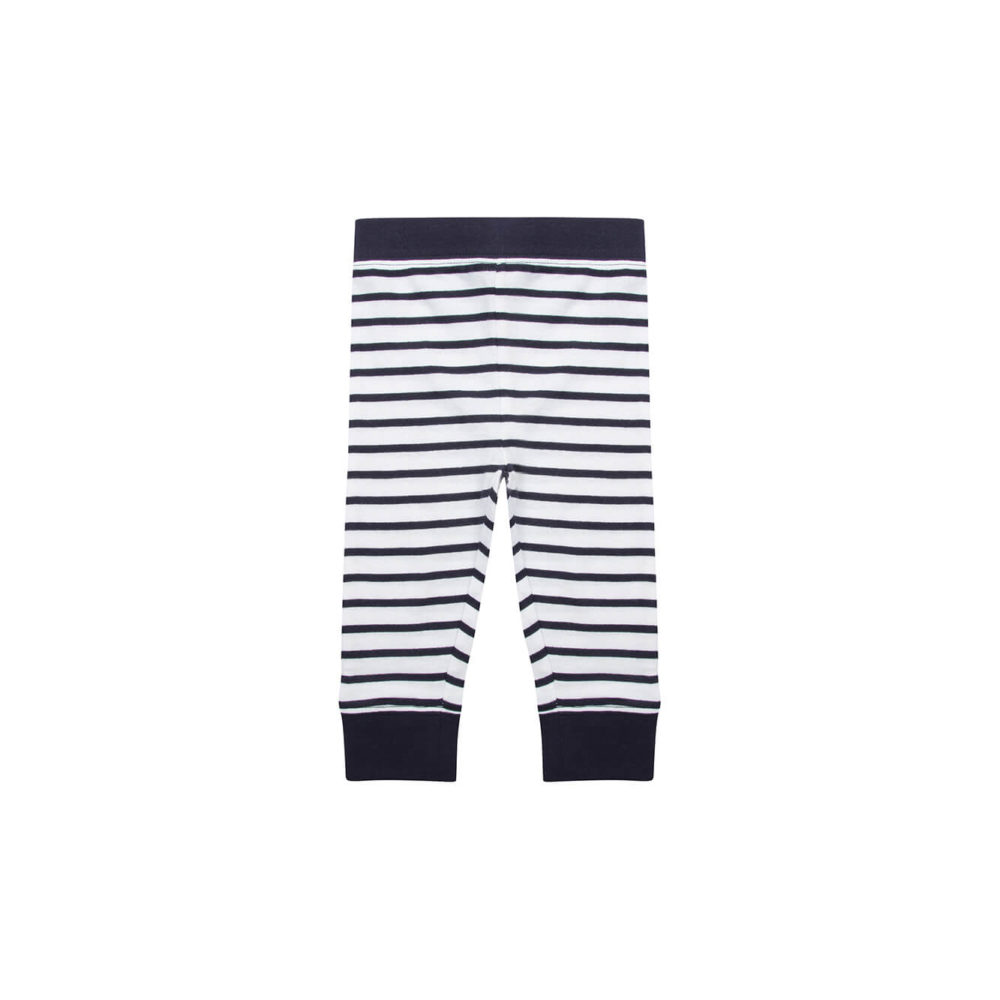 navy/white kids pyjama bottoms