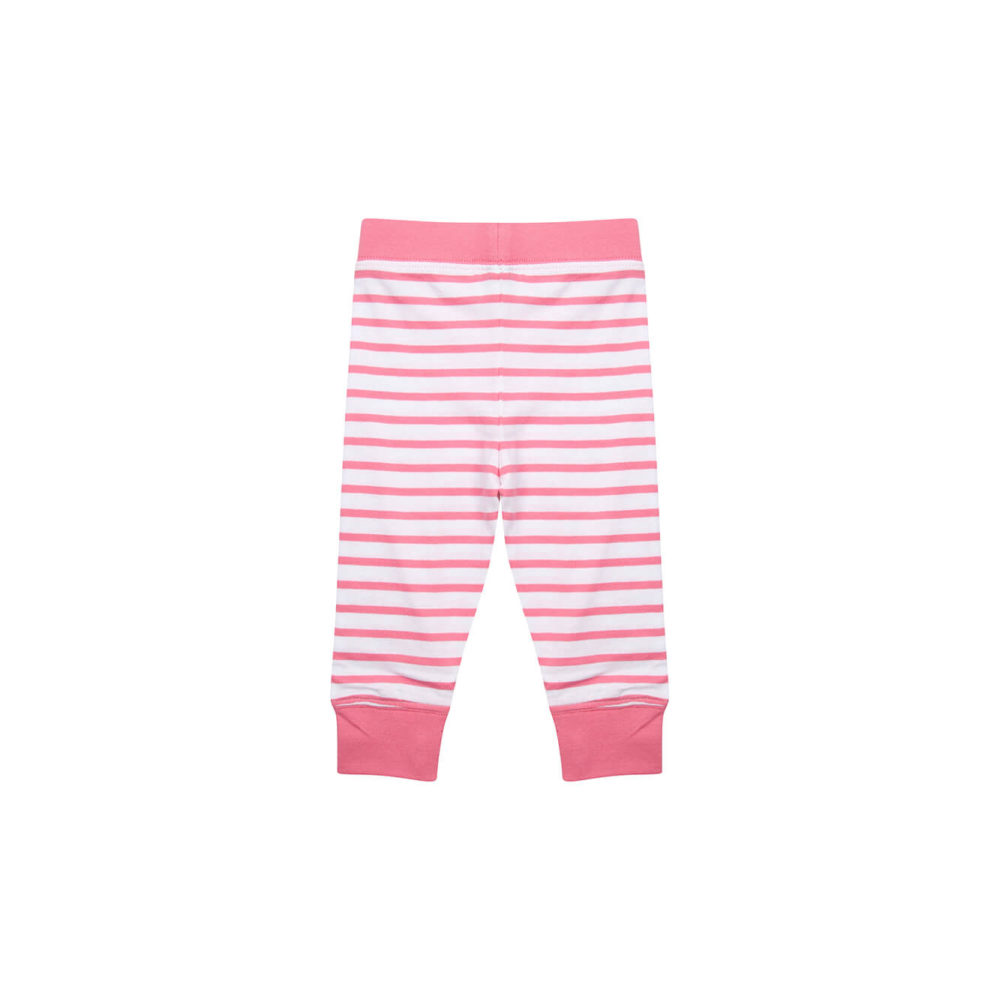 pink/white kids pyjama bottoms